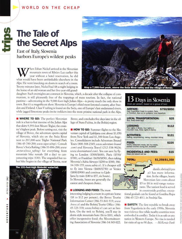 Las Páginas de viaje - artículos e información para viajeros.